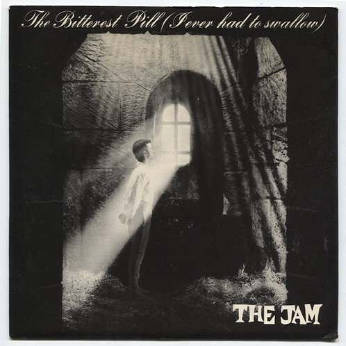 The Jam: The Bitterest Pill 7""