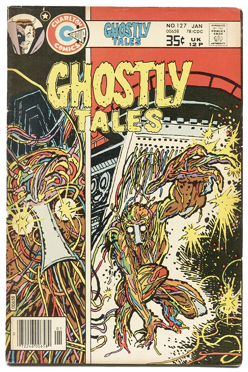 Ghostly Tales #127