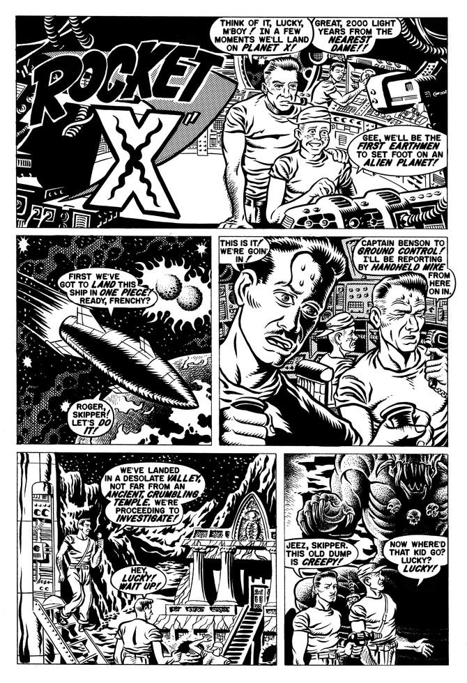 Darren Merinuk's Rockin' Bones #2