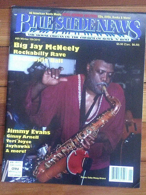 Blue Suede News #89
