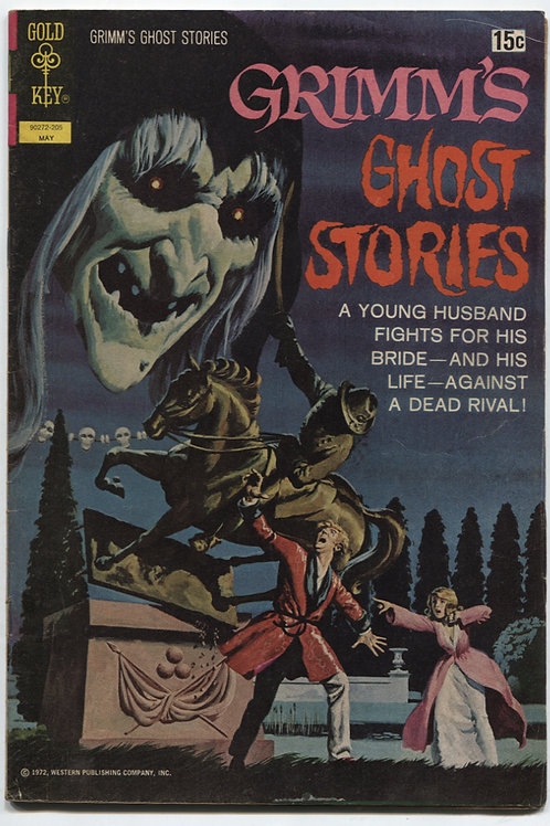 Grimm's Ghost Stories #3