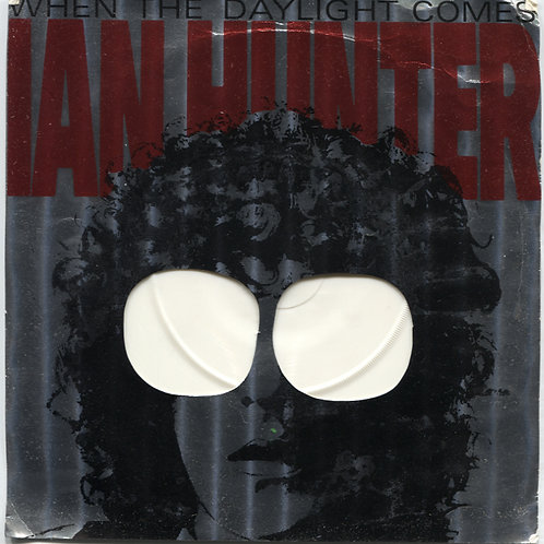 Ian Hunter: When The Daylight Comes 7""