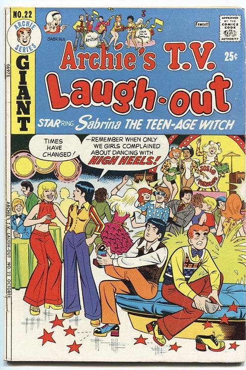 Archie's TV Laugh Out #22