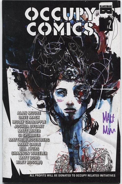 Occupy Comics #2