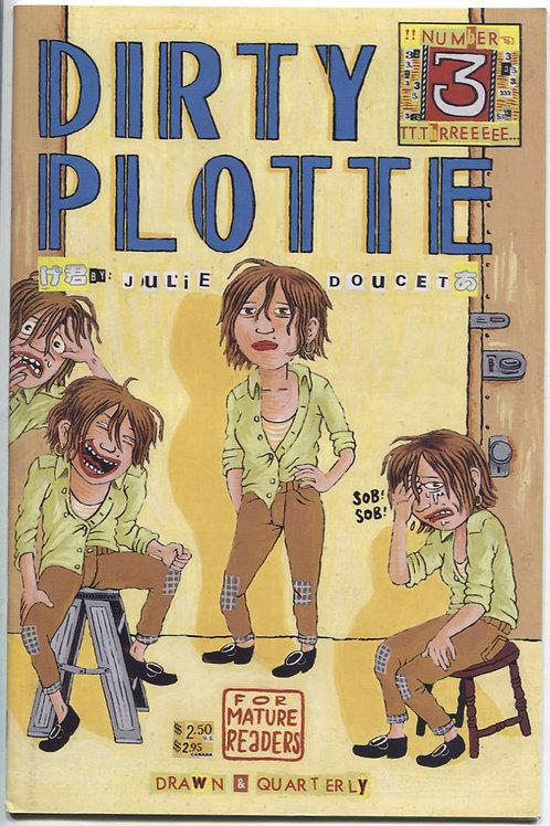 Julie Doucet's Dirty Plotte #3