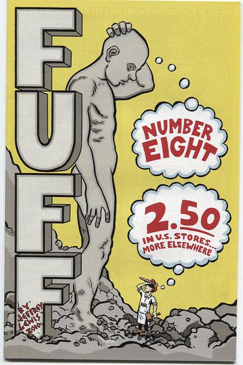 Jeffrey Lewis's Fuff #8