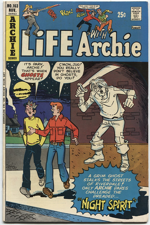 Life with Archie #163