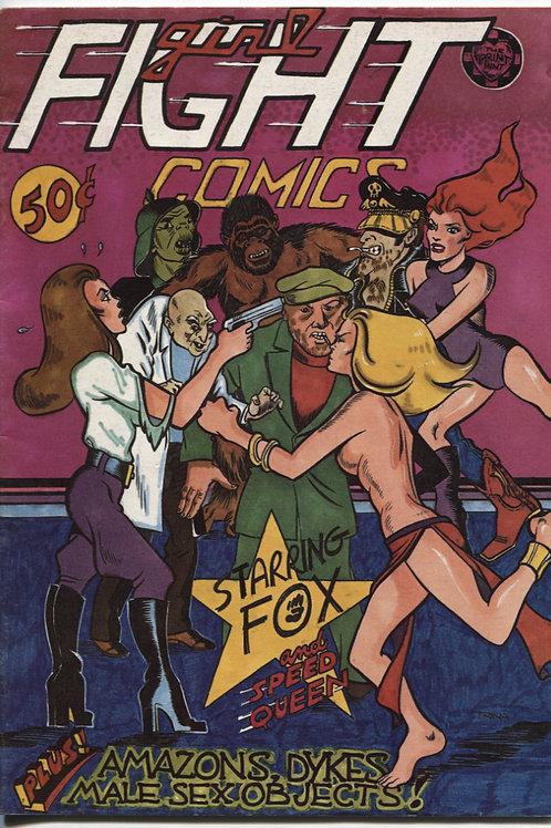 Trina Robbins Girl Fight Comics #1