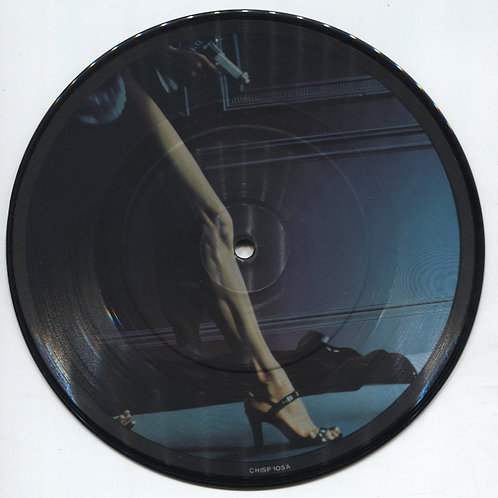 "Snif 'n' The Tears: Driver's seat 7"" Picture disc"