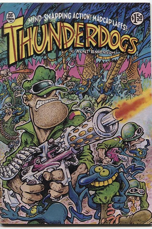 Hunt Emerson's Thunderdogs