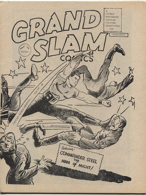 Captain George Presents: Grand Slam Comics