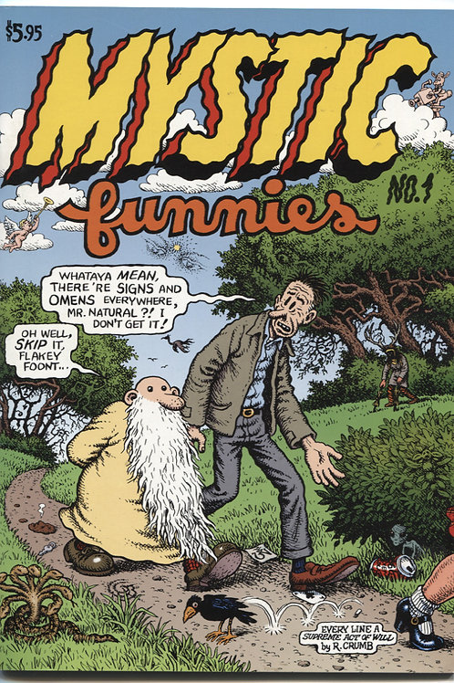 Mystic Funnies #1