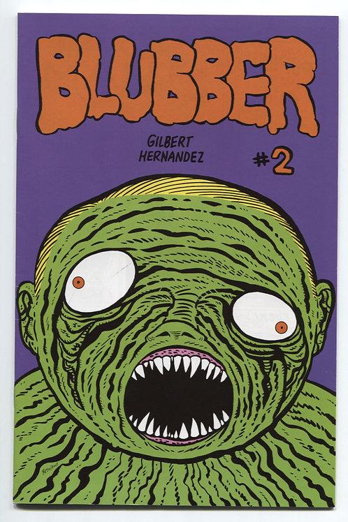 Gilbert Hernandez's Blubber #2