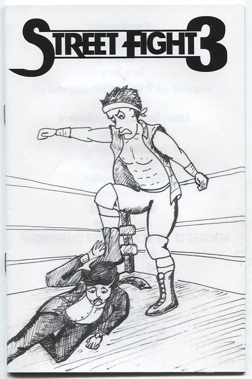 Street Fight Zine #3