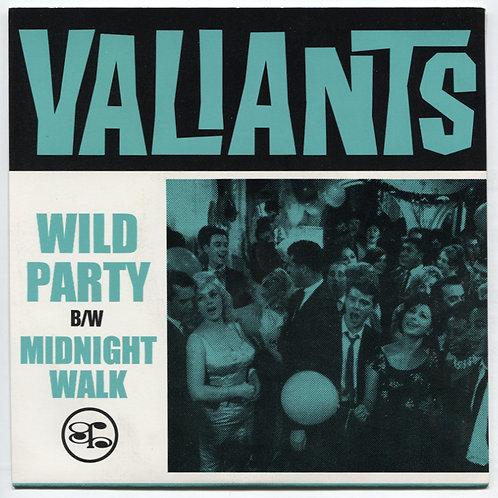 """Valiants: Wild Party 7"""""""