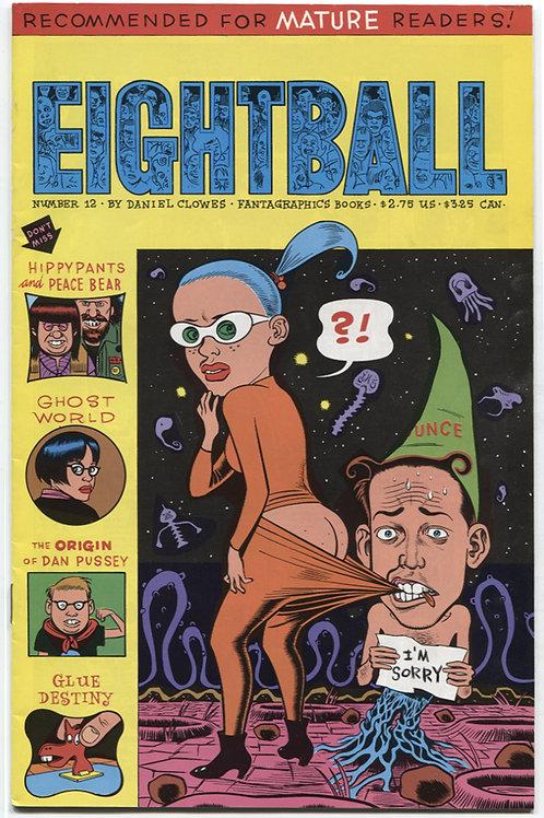 Eightball Comics #12