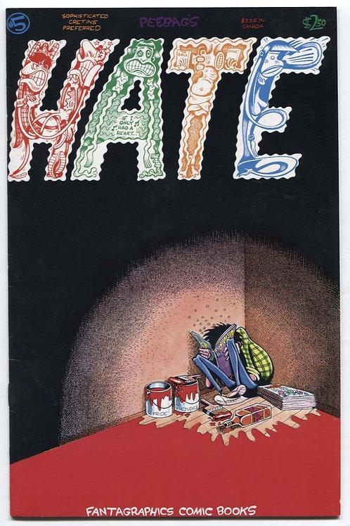 Peter Bagge's Hate #5