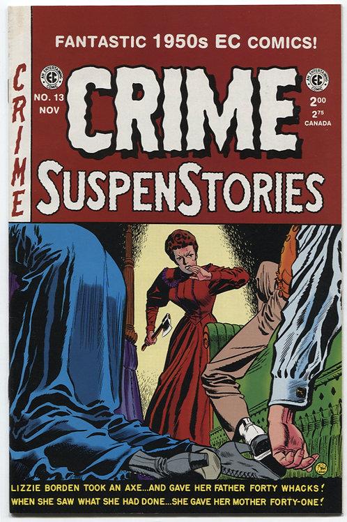 Crime Suspenstories #13