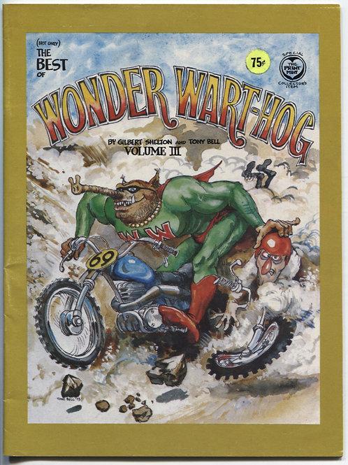 Best of Wonder Warthog Volume 3