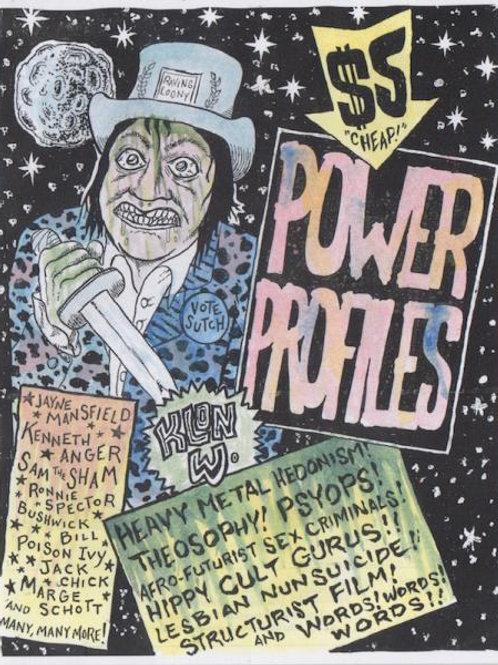 Klon J Waldrip's Power Profiles #1