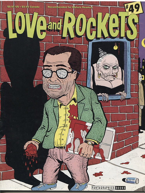 Love and Rockets #49