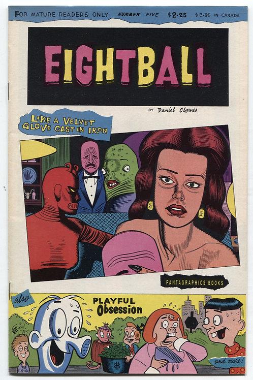 Eightball Comics #5