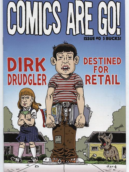 Comics Are Go!