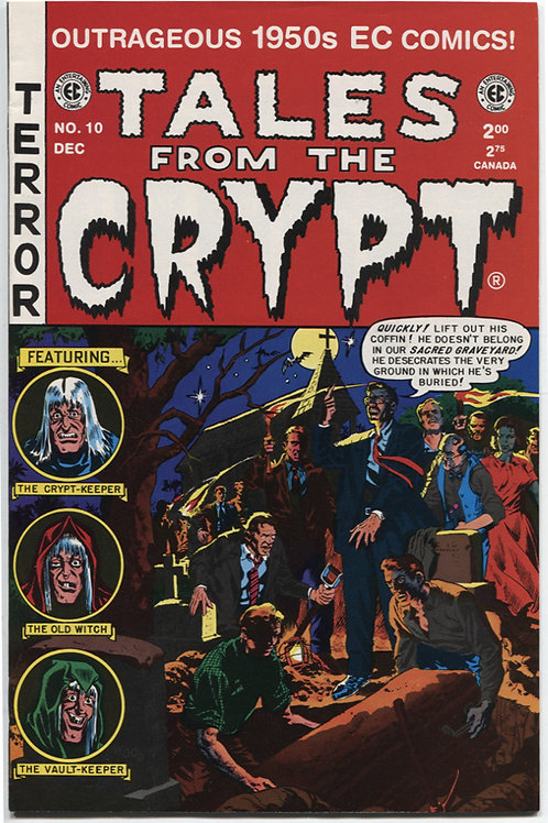 Tales From the Crypt #10