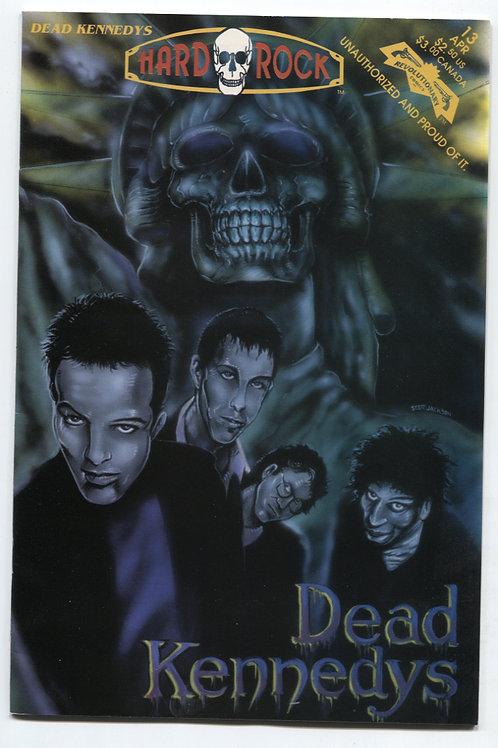 Hard Rock comics #13 The Dead Kennedys