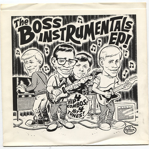 Boss Instrumentals EP
