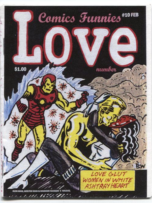 Bill Widener's Comics Funnies #10