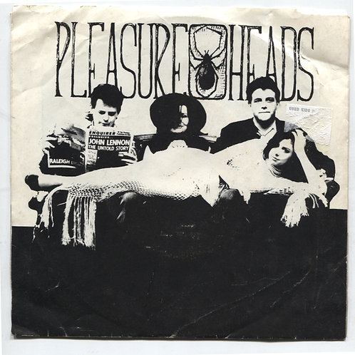 """Pleasure Heads: Song For God 7"""" WLP"""