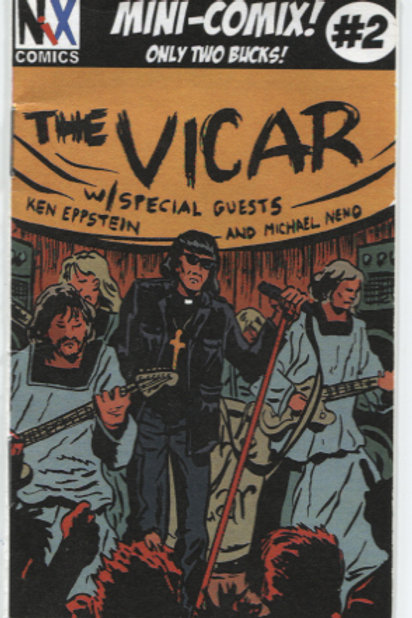 Nix Mini Comix #2: The Vicar