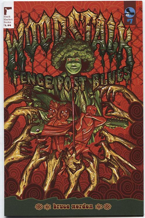 Bruce Worden's Woodstalk #7