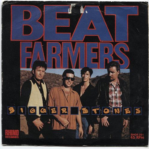 """Beat Farmers: Bigger Stones 7"""""""