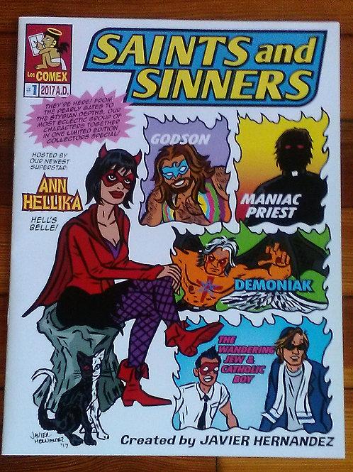 Javier Hernandez's Saints and Sinners