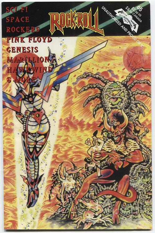 Rock 'N Roll Comics #65: Space Rockers