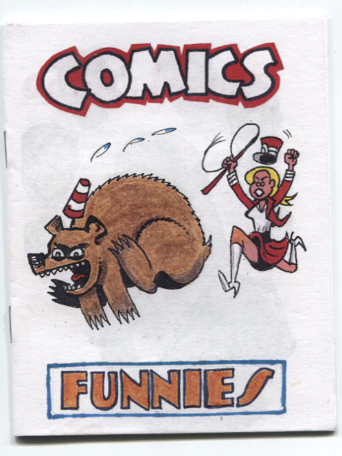 Bill Widener's Comics Funnies #17