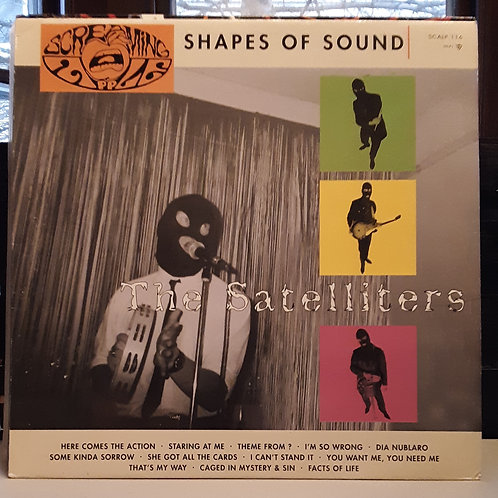 Satelliters: Shapes of Sound LP