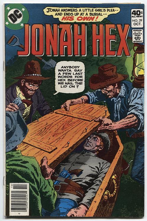 Jonah Hex #29