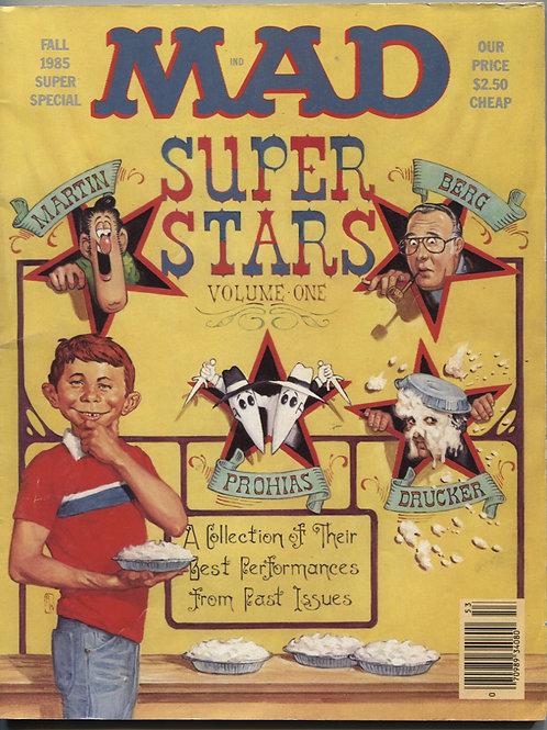 Mad Magazine Super Stars Volume 1