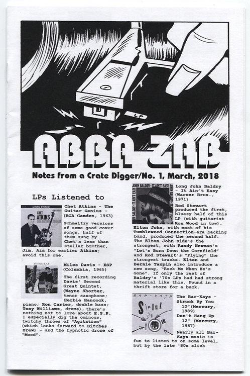 Michael Neno's Abba Zab #1