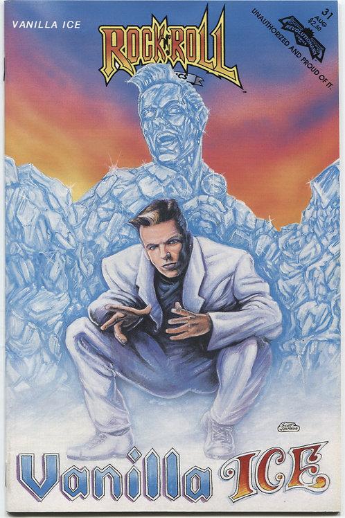 Rock 'N Roll Comics #31: Vanilla Ice