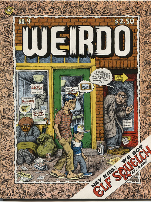 Weirdo #9