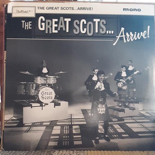 The Great Scots... Arrive! LP