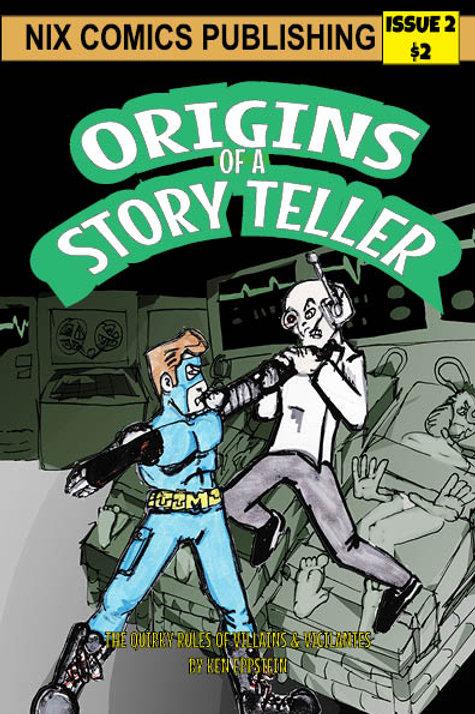 Origins of A Story Teller #2