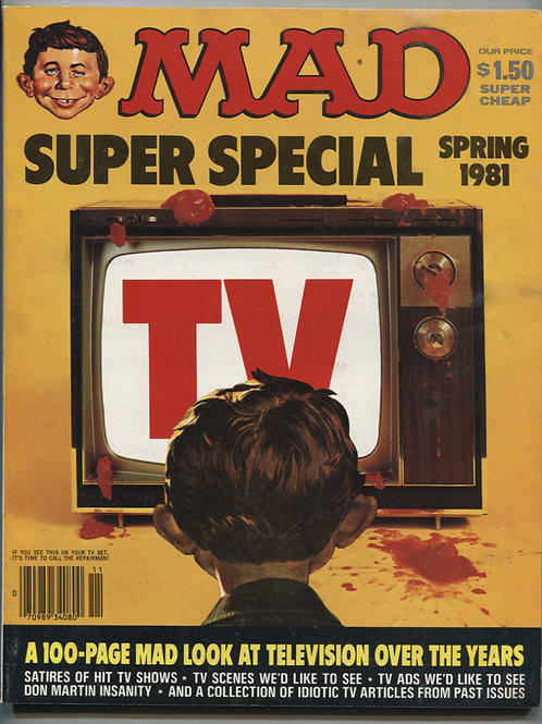 Mad Magazine Super Special Spring '81