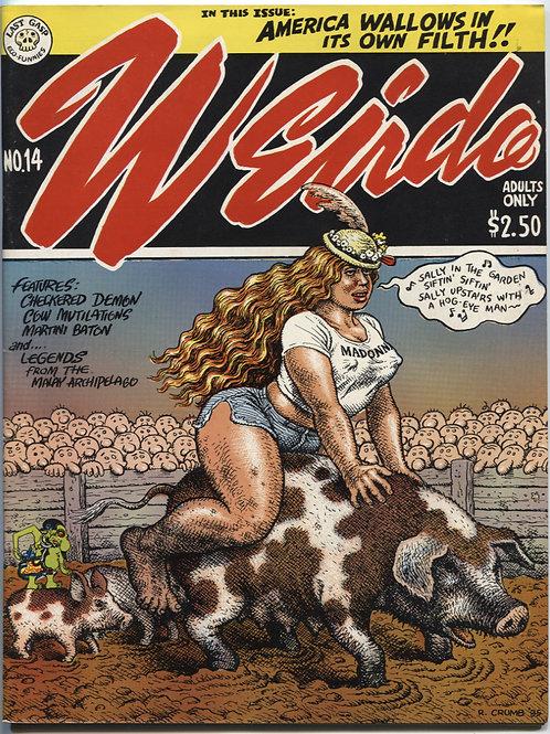 Weirdo #14