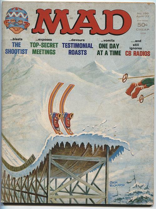 Mad Magazine #190