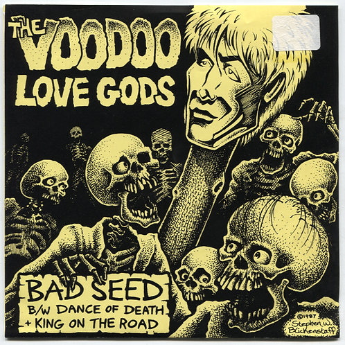 "Voodoo Love Gods: Bad Seed 7"""